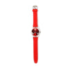 Swatch Wrist Watch For Boys - Red (6406)