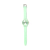 Swatch Wrist Watch For Girls - Sea Green (6406)