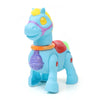Cute Horse Musical Toy For Kids - Blue (3A765-1)