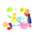 Kitchen Playing Set With Doll For Kids (893-82)