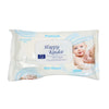 Happy Kinder Cream Lotion Baby Wet Wipes- 72 PCs (BW-02)