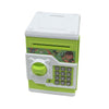 Ben 10 Money Safe For Kids - Green (WF-3001HK)
