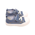 Fancy Strap Style Sneakers For Boys - Grey (Z-5)