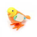 Bird Pull Back Toy For Kids - Orange (1159)