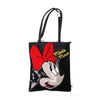 Minnie Mouse Hand Bag - Black (4549)