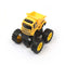 Construction Pull Back Truck - Yellow (3103)