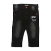 Micky Mouse Pant For Boys - Black (1413)