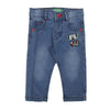 Micky Mouse Pant For Boys - Blue (1413)
