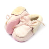 Fancy Stylish Booties For Girls - Light Pink (BB-07)