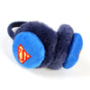 Superman Soft Earmuff For Kids - Blue (EM-129)