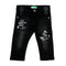 Road Trip Denim Pant For Boys - Black (DP-035)