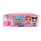 Fancy Lol Surprise Pencil Box - Pink (B-9292)