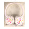 Unicorn Headphones Set - White (KT-3156)