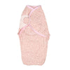 Dotted Printed Swaddle For Infants - Pink (3544)