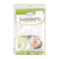 Leaf Printed Swaddle For Infants - Pink (3544)