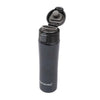 Flask Water Bottle 260ml - Black (2126)