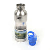 Stainless Steel Water Bottle 750ml - Blue (3045)