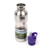 Stainless Steel Water Bottle 750ml - Purple (3045)