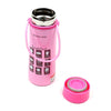 Stainless Steel Water Bottle 300ml - Pink (SX39)