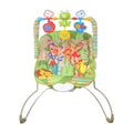 Baby Comfort Vibrating Bouncer - Green (024-13)