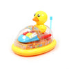 Duck Bumper Car For Kids - Yellow (1321)