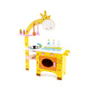Giraffe Wooden Kitchen Playing Set - (15029)