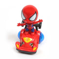 Super Spider Car Toy For Kids - Red (R01A)
