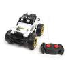Power Jeep Remote Control Car - White (3699-A83)