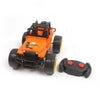 Power Jeep Remote Control Car - Orange (3699-A83)
