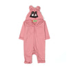 Animal Hooded Romper For Infants - Pink (BR-50)