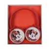 Minnie Mouse Wireless Stereo Headphone - Red (BT002)