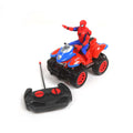 Spiderman Dirt ATV R/C Remote Control Bike (666-33A)