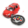 Stylish Open Door Remote Control Car - Red (6255-2)