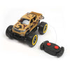 Military Remote Control Car - Brown (3699-A83)