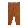 Plain Jersey Tights For Girls - Brown (4351)