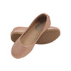Stylish Fancy Pumps For Girls - Peach (SP-5)