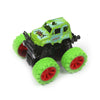 Pull Back Monster Off Road Car - Green (5189)