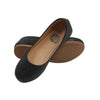 Stylish Fancy Pumps For Girls - Black (SP-5)