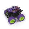 Pull Back Monster Off Road Car - Purple (5189)