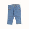 Stylish Panda Denim Pant For Boys - Sky Blue (DP-07)