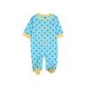 Little Star Romper For Infants - Sky Blue (004)