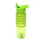 Stylish Water Bottle For Kids 650ml - Green (YY-001)