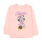 Minnie T-Shirt For Girls - Pink (2889)