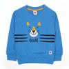 Roar Sweat Shirt For Boys - Blue (BTS-56)