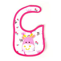 Cow Bibs For Baby - Pink/White (IS-25)