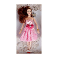 Wedding Dress Pretty Doll - Light Pink (H812A)