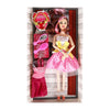 Beautiful Fashion Stant Doll - Pink/White (682A4)