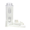 Fancy Water Bottle 700ml - White (8868)