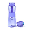 Sports Water Bottle 550ml - Purple (1375)