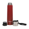 Stainless Steel Water Bottle 600ml - Red (8388)